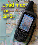 Load Taicang map for GPS